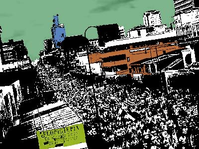 marcha contra el TLC, Costa Rica