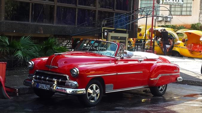 auto cubano